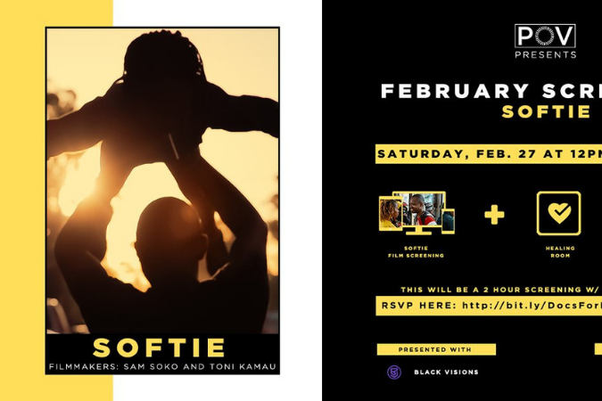SOFTIE DEBUTS POV DOCS FOR HOPE AND HEALING