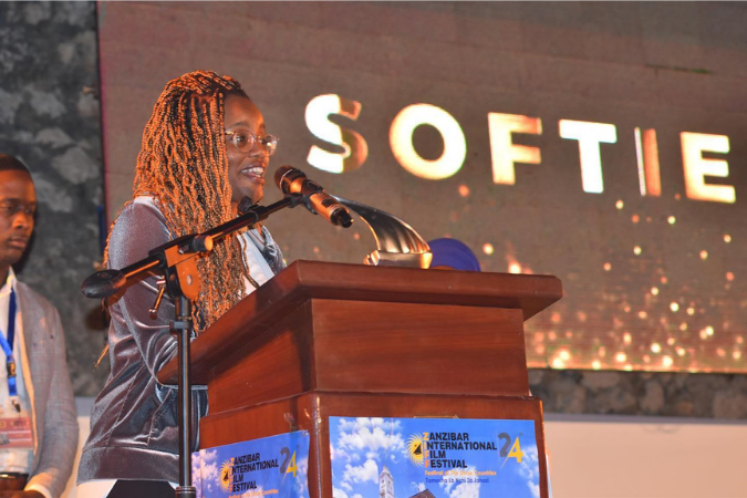 Softie wins 'Best Documentary' at Zanzibar International Film Festival