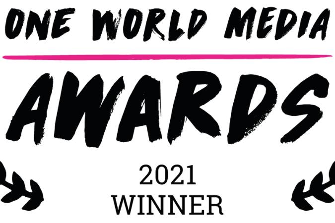 Softie wins at One World Media Awards